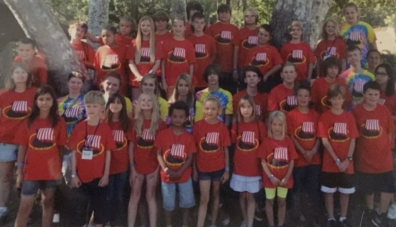 Viking Village Campers 2012